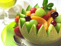 О желательности начинать с фруктов во время еды 86